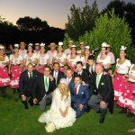 coro rociero bodas
