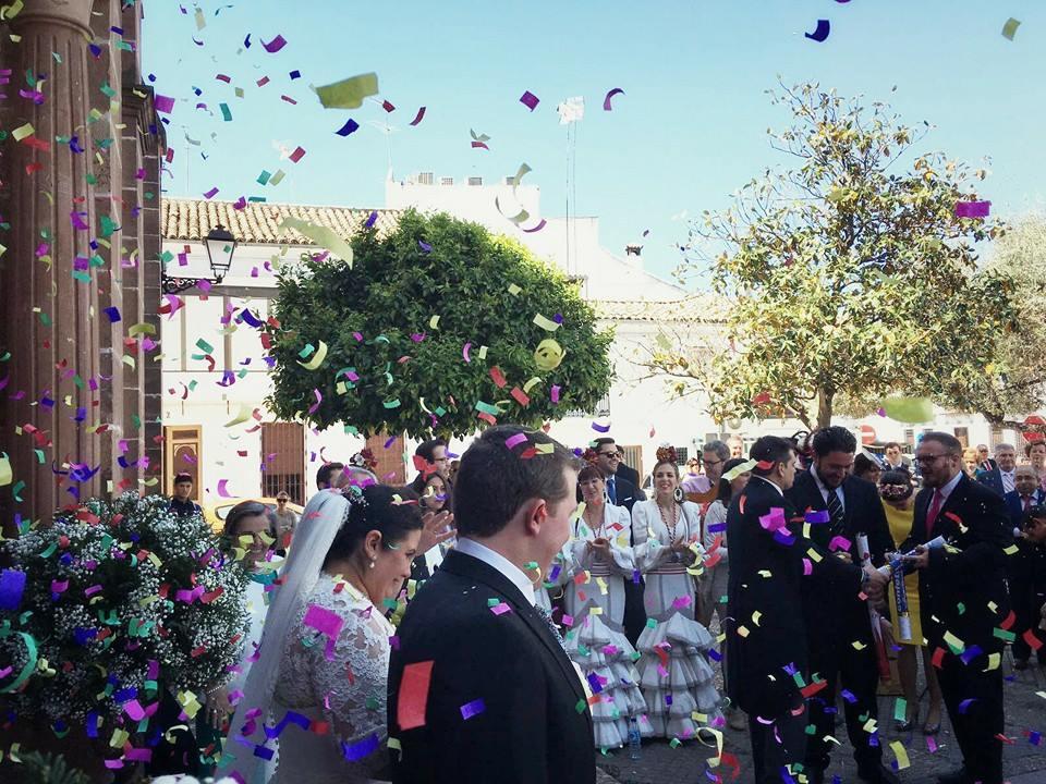 coro rociero córdoba boda