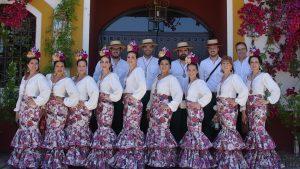 coro rociero boda, coro rociero, coro rociero para bodas, coro rociero cordoba, coro rociero la borriquita