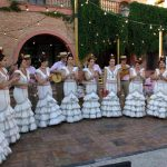 coro rociero borriquita madrid
